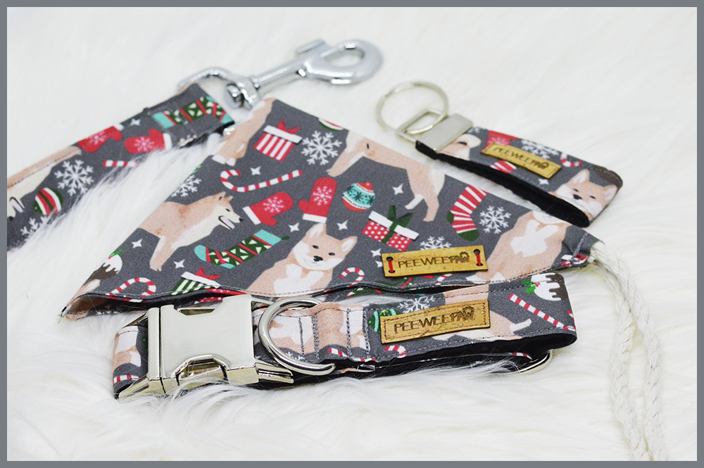 Set d'accessoires Merry Shiba