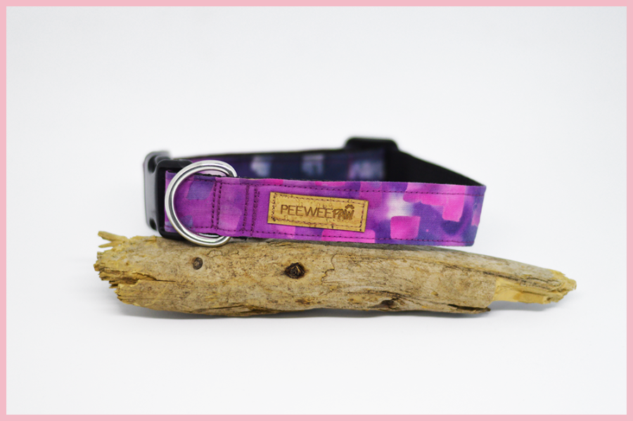Collier pour chien Mad Pink