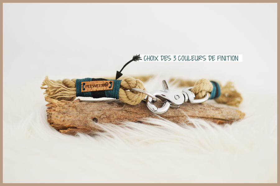 Collier personnalisable Pawssion